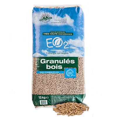 Eo2 Producteur De Granulés Bois Pellets De Bois