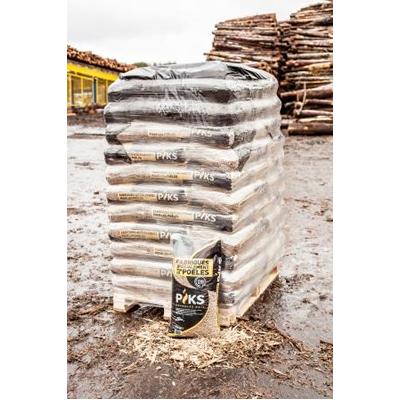 Granul s bois piks 15 kg dinplus ou enplus eo2 - Sac a granule ...